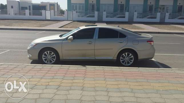 Lexus 2011 full automatic gold colour made in japan السيب -  4