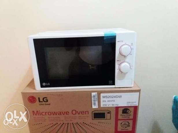 Microwave oven for the least price.