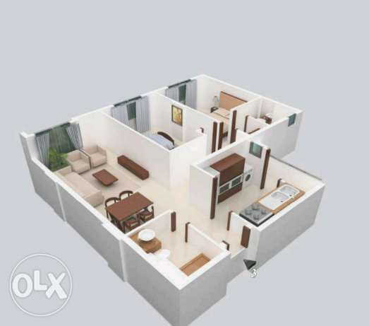 Hurry Booking Started ! Brand New Flats for sale in Al Azaiba Nr Shell