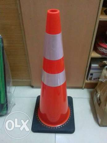 Industrial parking traffic cone for sales نزوى -  1