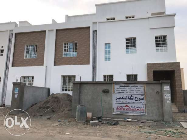KP 852 Brand new 4 Villas 4 & 3 BHK in khod 6 for Rent or Investment