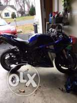 2012 Yamaha R1 9500 Miles Excellent condition