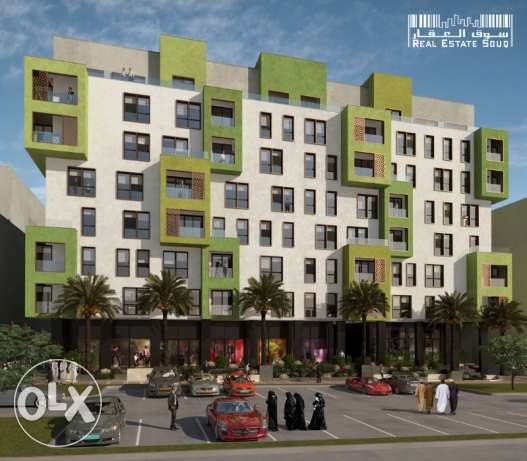Luxury one bedroom apartment for sale in Muscat Hills مسقط -  4