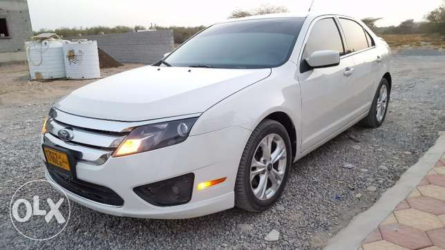 Ford Fusion 2012 for sale 2500 RO مسقط -  3