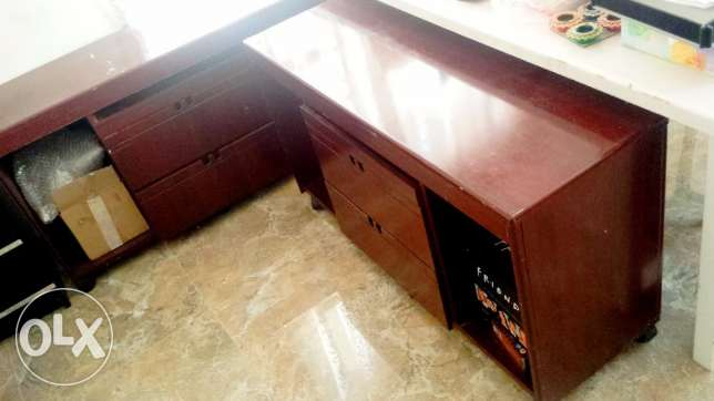 Two identical multipurpose cabinets- 20 Each مسقط -  1