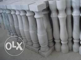 Marble Ballustrade for sale