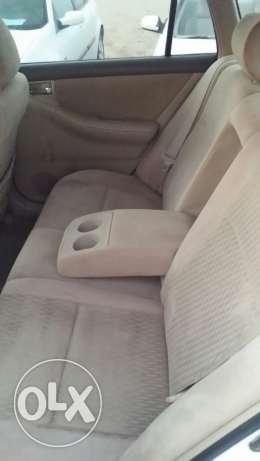 Toyota Corolla 1800 cc manual gear very good condition urgent sale low السيب -  5