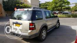 Ford Explorer. Very good condition.