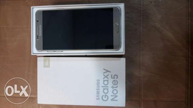 Samsung Note 5 32gb for Sale or exchange مسقط -  4