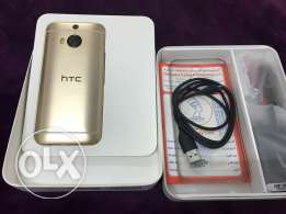 HTC M9 Plus Gold Excellent Condition