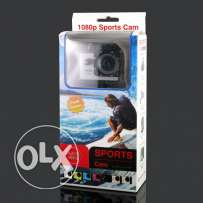 1080p action camera full HD waterproof | جو برو