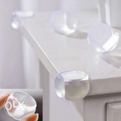 safety corner for tables- 4 pieces