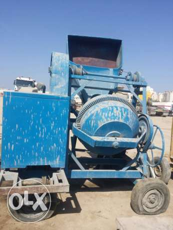 lebanon mixture machine with lift مسقط -  2