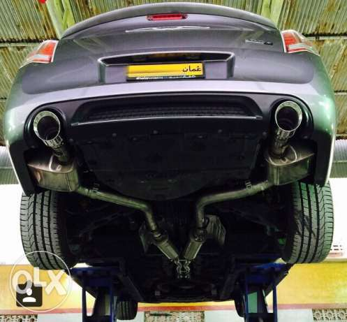corsa exhaust for SRT مسقط -  1