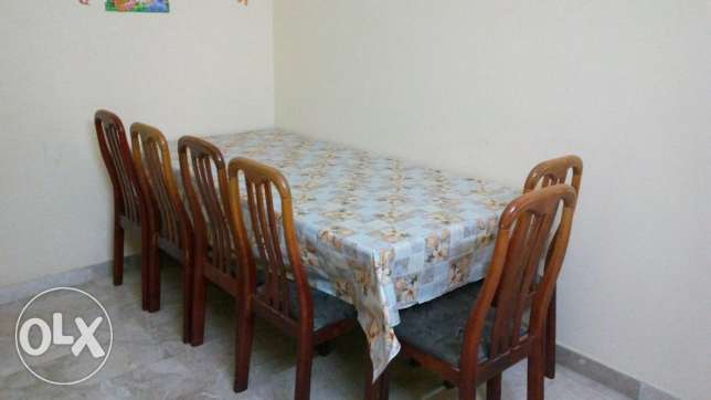 Dinning Table long