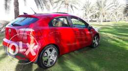 Rio very clean no 1 no elegant use 80000km.