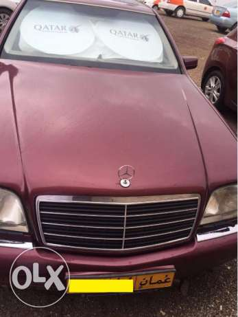 Mercedes Shibah khaliji very nice and Good Condition