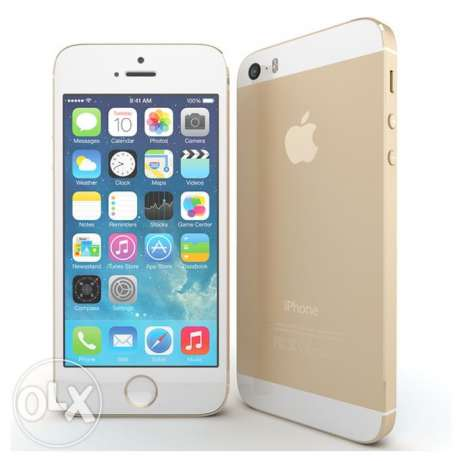Iphone 5s 32gb new with warranty