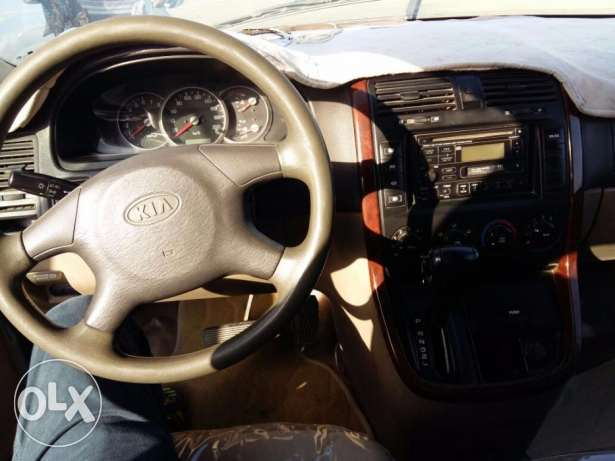 kia carnval avaiable for sale صحار -  6