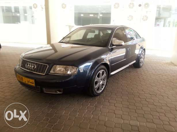 Audi S6/RS6 4.2/V8 in Mint Condition Expat Leaving price negotiable