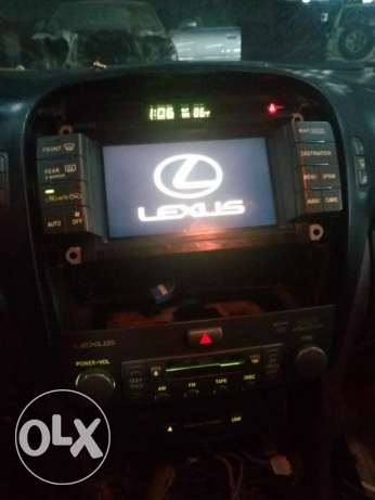 Screen for lexus بركاء -  1