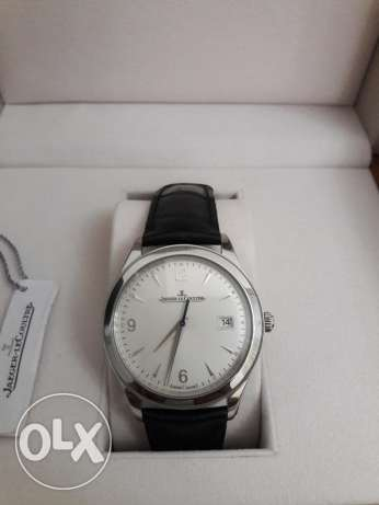 Jaeger LeCoultre Master Control-Date (Preowned / under warranty)