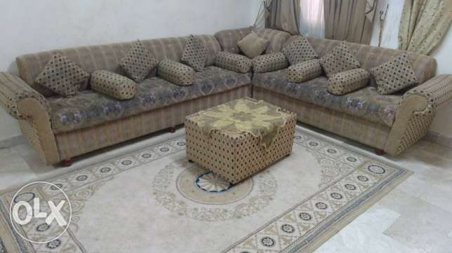 Home furniture for sale very good condition