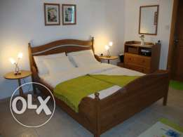 Fully furnished room(separate) inside villa behind AlFair in Azaiba.