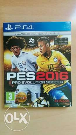 Pes 2016 PlayStation 4 مسقط -  1