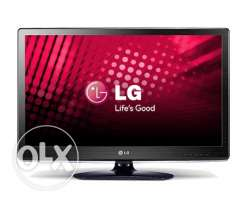"""LG 32LS3500 32"""" HD LED TV with freeview, 2x HDMI and 1x USB connectio"""