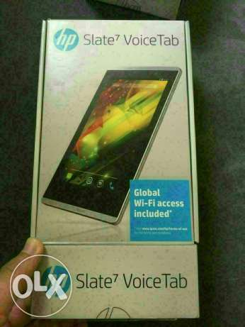 Hp tab 7 inch 2 simcard 16gb