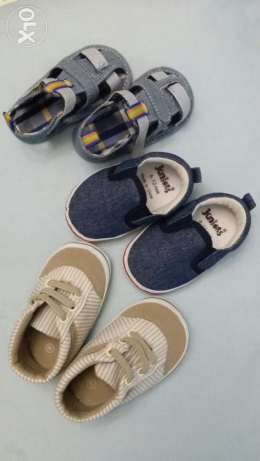Brand new shoes, 6-12 months مسقط -  1