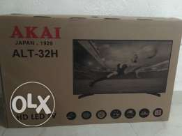 AKAI HD LED TV (Brand new in box)
