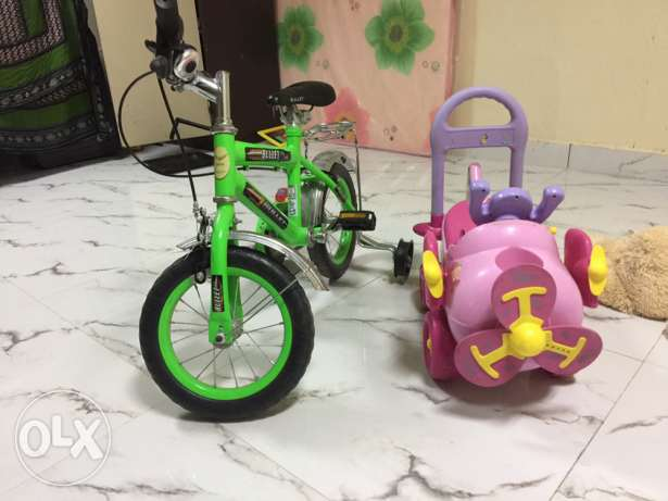 baby cycle and small baby cycle السيب -  2