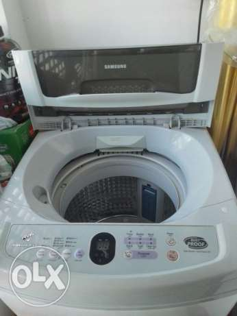 Washing Machine fully automatic مسقط -  2