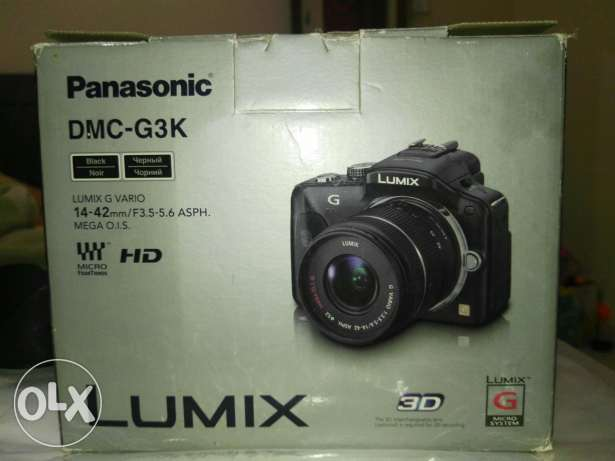 Panasonic Linux SLR FHD CAMERA