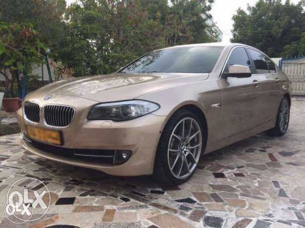 BMW 535 in mint condition مسقط -  1