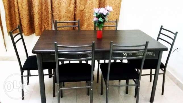 Brand New 6 Seater dining table for sale