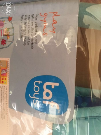 Activity Gym for babies, branded, large size, excellent condition مسقط -  3