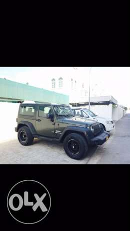 Jeep Wrangler 2015 For Sale