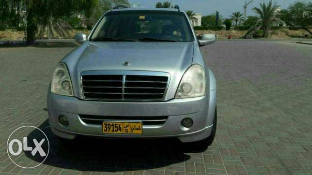 Ssang Yong low mialage vehicle in excellent condition صحار -  2