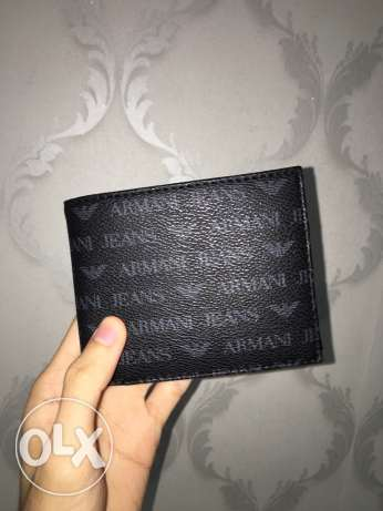 Brand New Original Armani Jeans Wallet