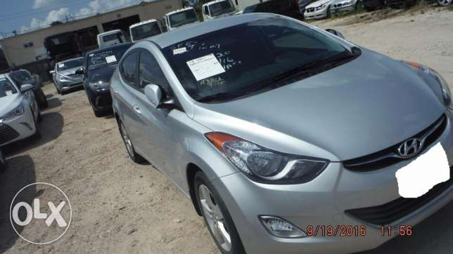 Imported 2013 Hyundai Elentra (PRICE NEGOTIABLE!) مسقط -  1