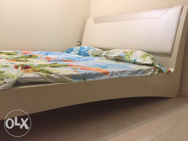 home centre double bed