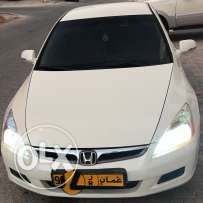 Honda Accord .. excellent condition & cleaning out and insid