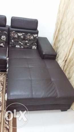 6 seater Sofa set مسقط -  2