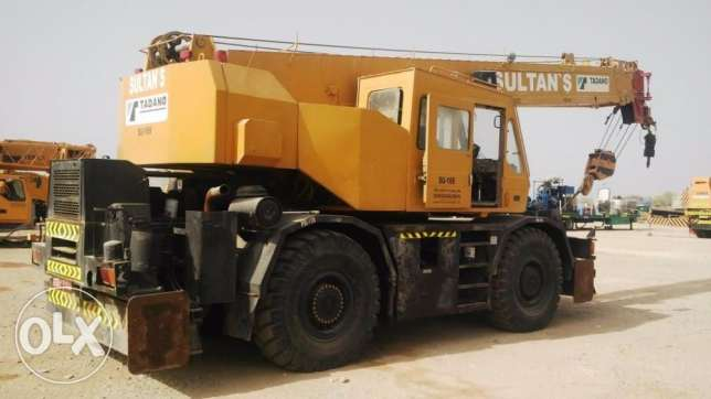 3 numbersTadano mobile Crane for Sale/ serious buyers only/negoctiabl مسقط -  1