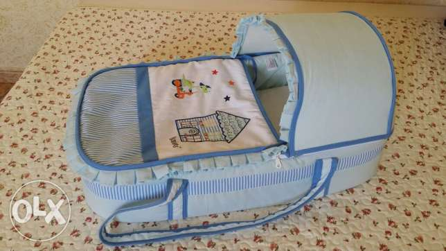 Carry cot in excellent condition.
