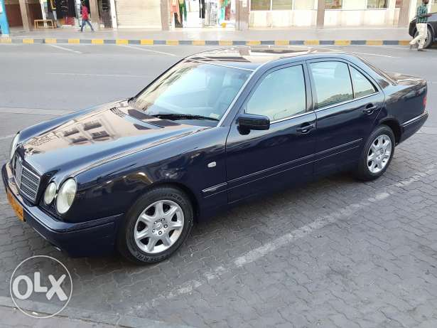E280 for sale with one year mulkiya and insurance مسقط -  3