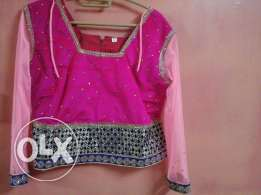 Brand New Gagra Chowli/Skirt and Blouse for sale